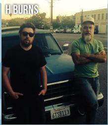 H Burns